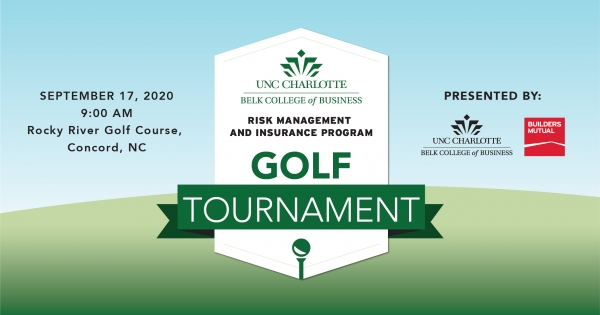 2020 Belk College Risk Management and Insurance Golf Tournament