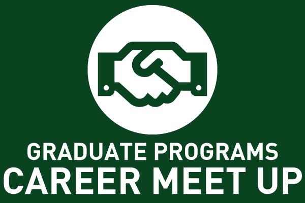 Graduate Programs Career Meet Up