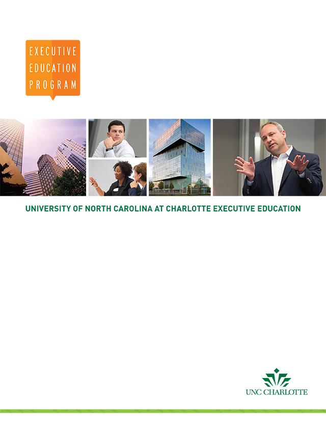 Executive Education Programs image to link to website