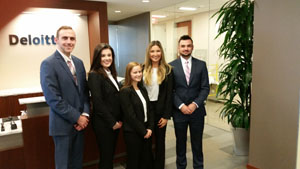 Tax team receives national honorable mention