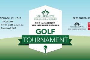 2020 Belk College Risk Management and Insurance Golf Tournament