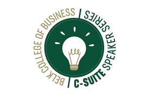 Belk College of Business C-Suite Speaker Series