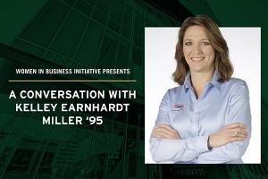 A Conversation with Kelley Earnhardt Miller '95