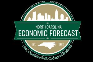 North Carolina Economic Forecast Mark with Skyline