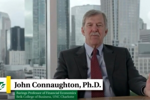 John Connaughton gives Economic Forecast