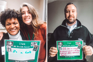 Belk College Graduate Students Share their Love for UNC Charlotte