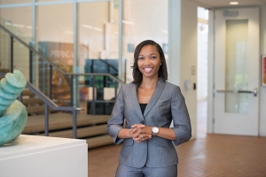 Leticia Foster is a marketing professional at Sealed Air and an MBA graduate of the Belk College of Business at UNC Charlotte featured in Faces of Belk College.