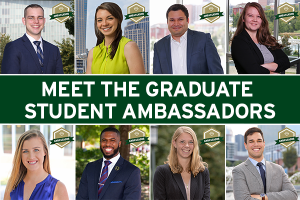 Meet the Graduate Student Ambassadors