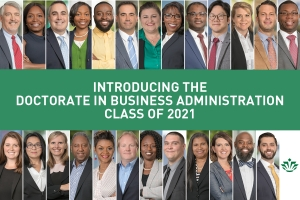 Introducing the 2021 Class of DBA Scholars