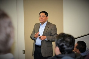 Nationally-ranked master's program welcomes Dr. David X. Li