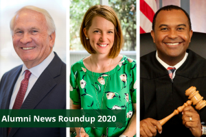 Alumni News Roundup: Driving Business in 2020