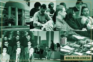 Belk College 50: Share Your Memories