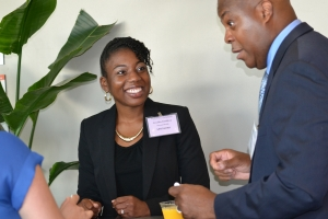 Young Professionals Converge at Belk College for Leadership Development