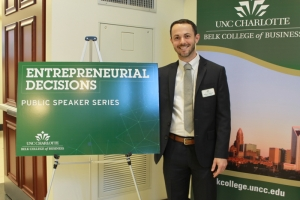 Lifelong Learner Reflects on Decision to Pursue a Belk College MBA