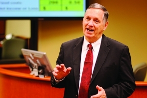 Well-wishes Pour in as Dr. Godfrey Celebrates Retirement