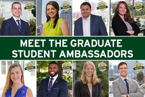 Meet the Graduate Student Ambassadors