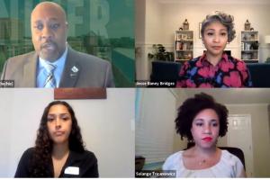Alumni Council Hosts Panel Discussion on Diversity