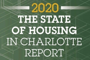 Childress Klein Center for Real Estate Issues '2020 State of Housing in Charlotte' Report