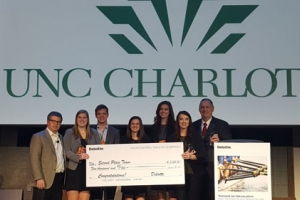 Student tax team earns second place in national competition
