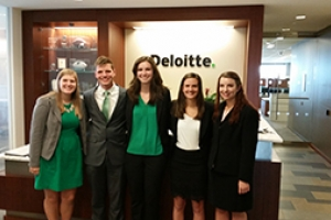 UNC Charlotte teams recognized at Deloitte FanTAXtic competition