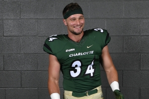 Recent Accounting Grad is Bowl Bound with Charlotte Football