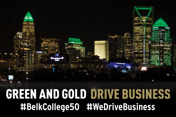 Green and Gold Drive Business