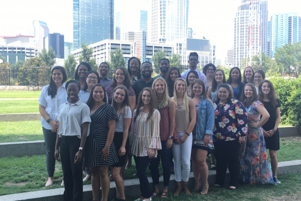 Student Insight: M.S. in Management Ambassador, Victoria Bracken, shares about the cohort experience