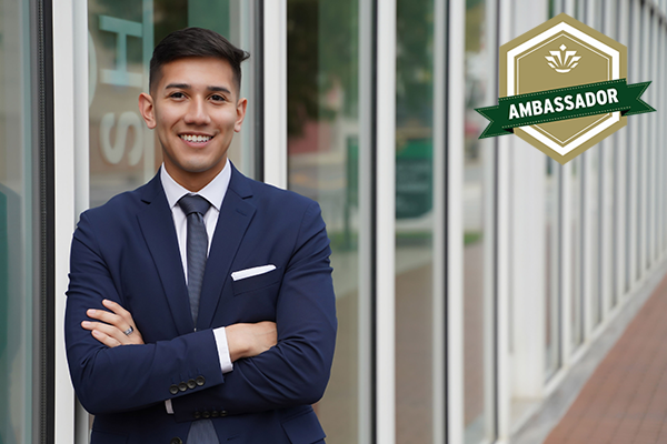 Student Insight: M.S. in Management Ambassador, Kelvin Pineda, reflects on the past semester.